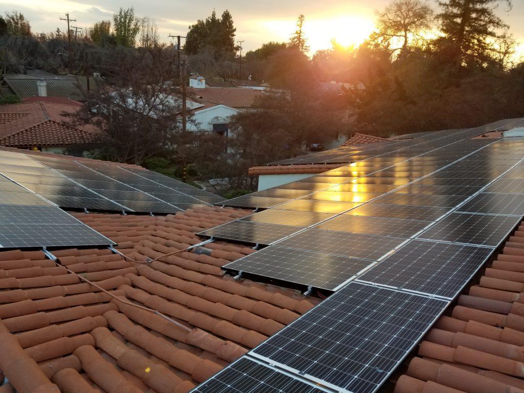 Commercial Solar Build